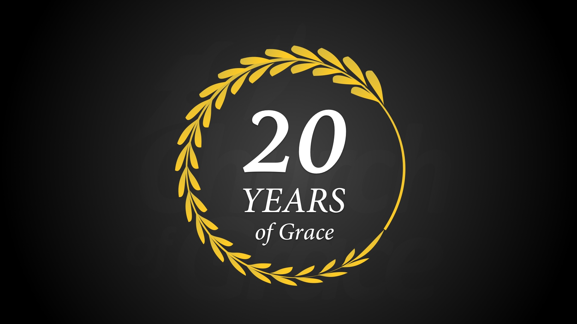 20 Years of Grace