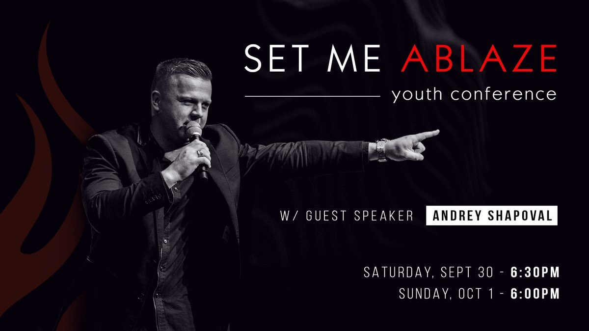 Set me Ablaze Youth Conference