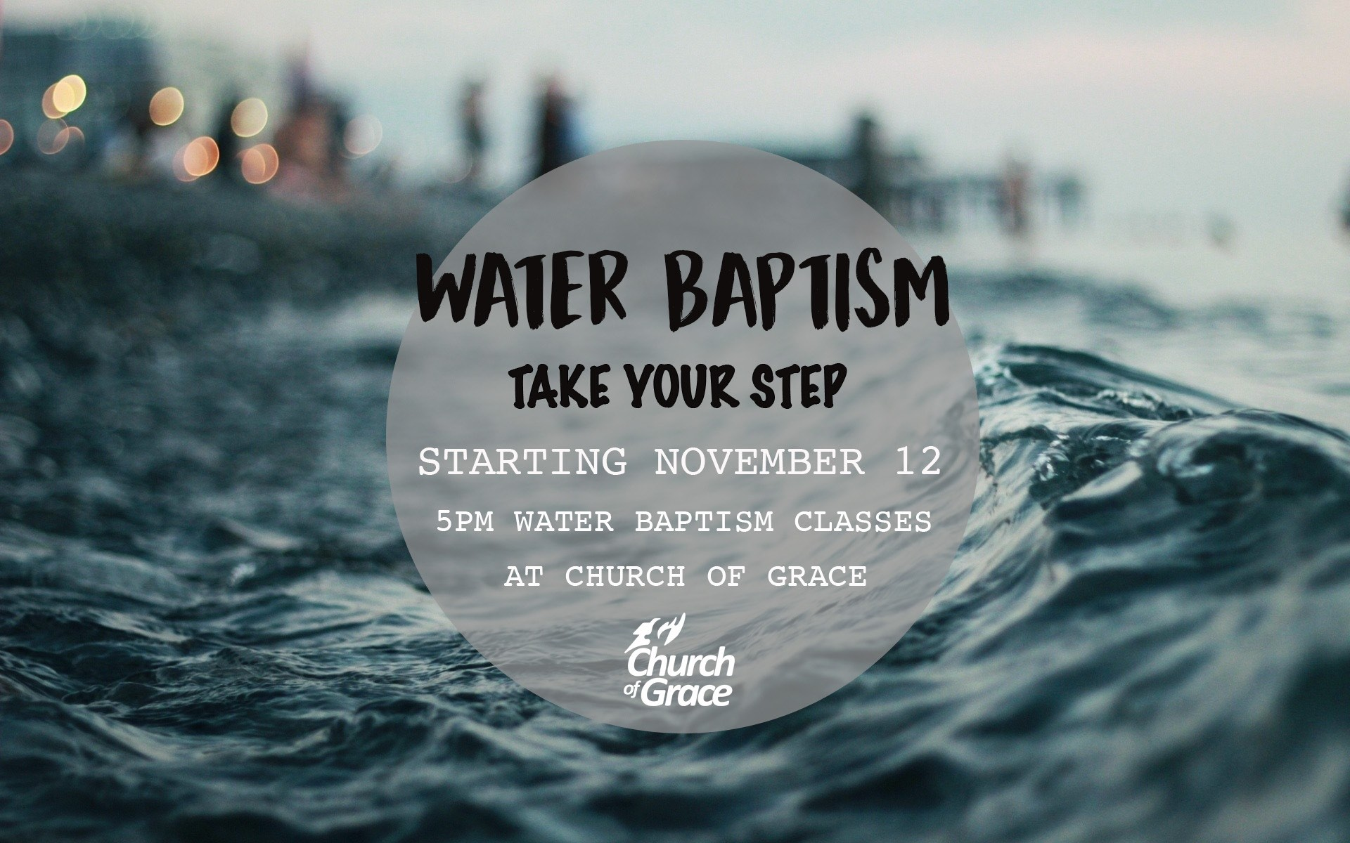 Water Baptism Classes